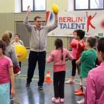 LSB Berlin, Berlin hat Talent, Bewegungsfördergruppe, Endre Puskas