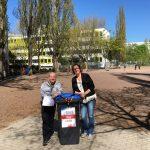 LSB Berlin, Berlin hat Talent, Bewegungsfördergruppe, Bewegungstonne