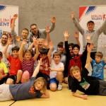 LSB Berlin, Berlin hat Talent, Bewegungsfördergruppe, Sport- und Gesundheitspark