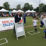 LSB, Berlin hat Talent, degewo Schülertriathlon