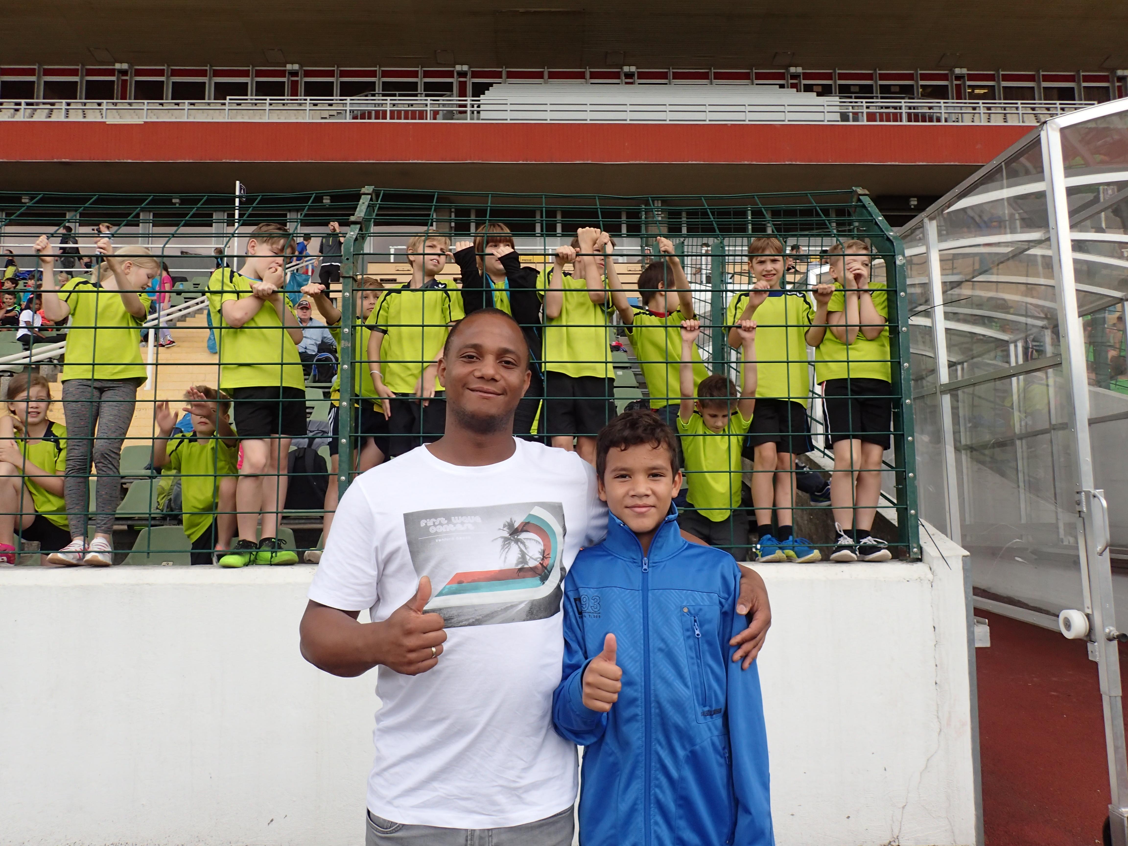 LSB, Berlin hat Talent, ISTAF, Schools Cup, Friedrich-Ludwig-Jahn-Sportpark