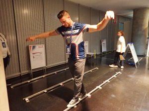 LSB Berlin, Berlin hat Talent, Bahnrad-EM, EUC, Nate Koch, Robert Förstemann
