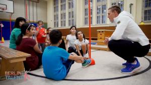 LSB Berlin, Berlin hat Talent, Bewegungsfördergruppe, Olympiasieger, Karl Schulze
