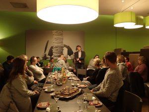 LSB Berlin, Berlin hat Talent, Senatsverwaltung für Bildung, Jugend und Familie, Dankeschöntreffen