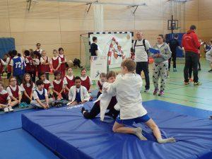 Judo für Jungen und Mädchen