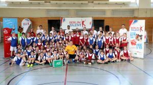 Vize-Europameister Robert Joachim setzt sich für sportliche Kinder ein